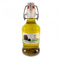 Aceite de trurufa en botella de 200 ml.