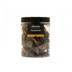 Champignons Trompette noir en pot de 30 grammes