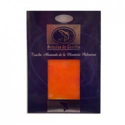Trucha ahumada en Lonchas